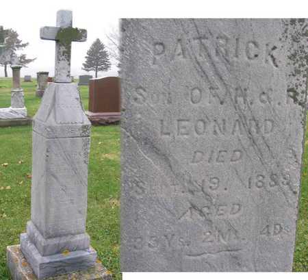 LEONARD, PATRICK - Linn County, Iowa | PATRICK LEONARD