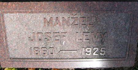 LEVY, JOSEF - Linn County, Iowa   JOSEF LEVY