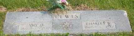 LEWIS, CHARLES W. - Linn County, Iowa | CHARLES W. LEWIS