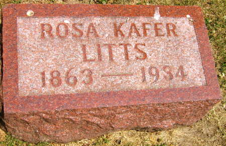 KAFER LITTS, ROSA - Linn County, Iowa | ROSA KAFER LITTS