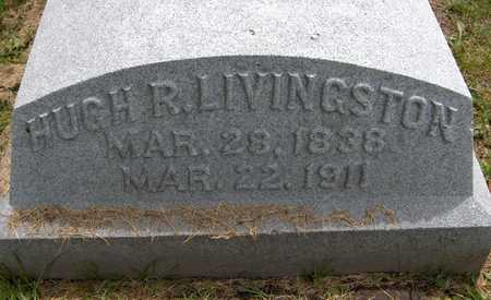 LIVINGSTON, HUGH R. - Linn County, Iowa | HUGH R. LIVINGSTON
