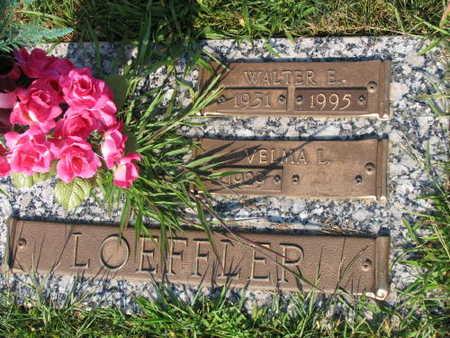 LOEFFLER, WALTER E. - Linn County, Iowa | WALTER E. LOEFFLER