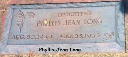 LONG, PHYLLIS - Linn County, Iowa | PHYLLIS LONG