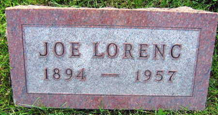 LORENC, JOE - Linn County, Iowa | JOE LORENC