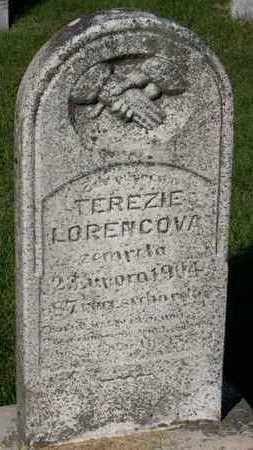 LORENCOVA, TEREZIE - Linn County, Iowa | TEREZIE LORENCOVA