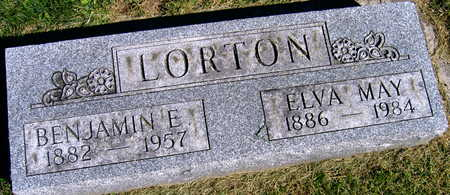 LORTON, BENJAMIN E. - Linn County, Iowa | BENJAMIN E. LORTON