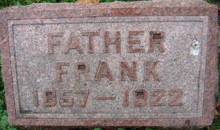 LOUVAR, FRANK - Linn County, Iowa | FRANK LOUVAR