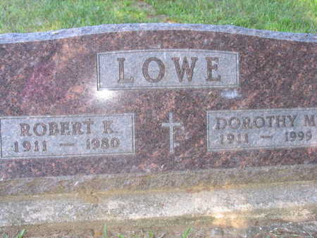 LOWE, ROBERT K. - Linn County, Iowa | ROBERT K. LOWE