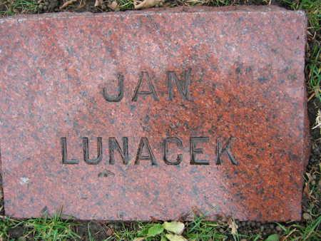 LUNACEK, JAN - Linn County, Iowa | JAN LUNACEK