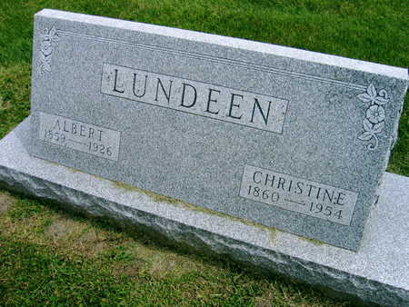 LUNDEEN, ALBERT - Linn County, Iowa | ALBERT LUNDEEN