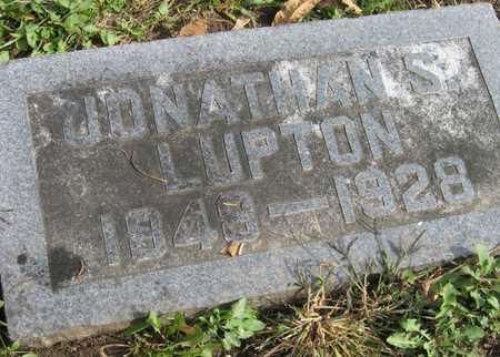 LUPTON, JONATHAN S. - Linn County, Iowa | JONATHAN S. LUPTON