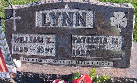 LYNN, WILLIAM E. - Linn County, Iowa | WILLIAM E. LYNN