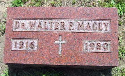 MACEY, DR. WALTER P. - Linn County, Iowa | DR. WALTER P. MACEY