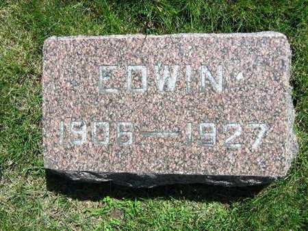 MACH, EDWIN - Linn County, Iowa | EDWIN MACH