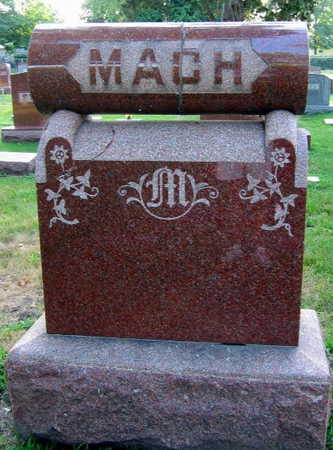 MACH, FAMILY STONE - Linn County, Iowa | FAMILY STONE MACH