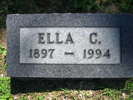 MACHACEK, ELLA C. - Linn County, Iowa | ELLA C. MACHACEK