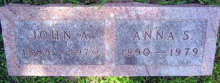 MACHACEK, ANNA S. - Linn County, Iowa | ANNA S. MACHACEK
