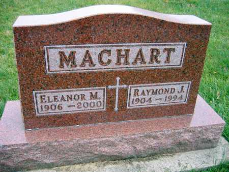 MACHART, ELEANOR M. - Linn County, Iowa | ELEANOR M. MACHART