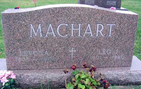 MACHART, LEVONA - Linn County, Iowa | LEVONA MACHART