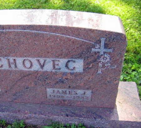MACHOVEC, JAMES J. - Linn County, Iowa   JAMES J. MACHOVEC