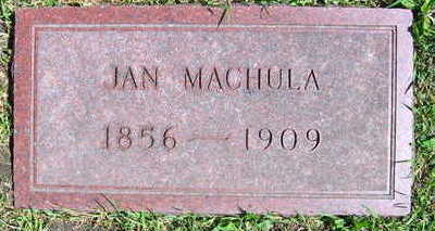 MACHULA, JAN - Linn County, Iowa | JAN MACHULA