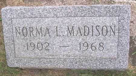 MADISON, NORMA L. - Linn County, Iowa | NORMA L. MADISON