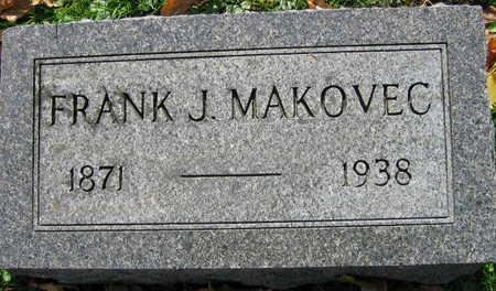 MAKOVEC, FRANK J. - Linn County, Iowa | FRANK J. MAKOVEC