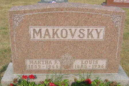 MAKOVSKY, LOUIS - Linn County, Iowa | LOUIS MAKOVSKY