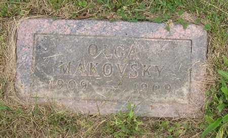 MAKOVSKY, OLGA - Linn County, Iowa | OLGA MAKOVSKY
