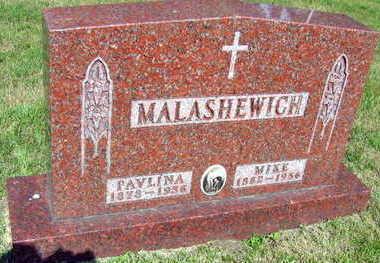 MALASHEWICH, PAVLINA - Linn County, Iowa | PAVLINA MALASHEWICH