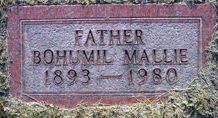 MALLIE, BOHUMIL - Linn County, Iowa | BOHUMIL MALLIE