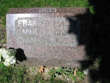 MALLY, FRANK G. - Linn County, Iowa | FRANK G. MALLY