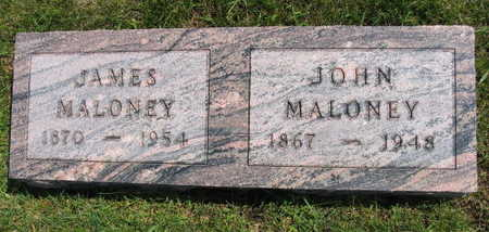 MALONEY, JOHN - Linn County, Iowa | JOHN MALONEY