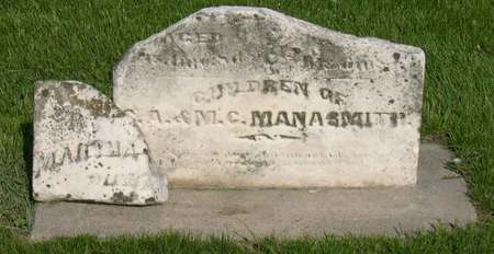 MANASMITH, CHILDREN - Linn County, Iowa | CHILDREN MANASMITH