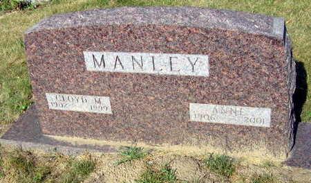 MANLEY, CLOYD M. - Linn County, Iowa | CLOYD M. MANLEY