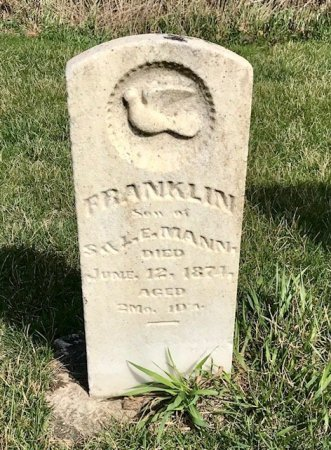 MANN, FRANKLIN - Linn County, Iowa | FRANKLIN MANN