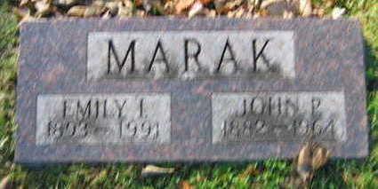 MARAK, JOHN - Linn County, Iowa | JOHN MARAK
