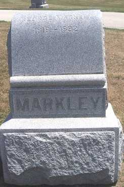 MARKLEY, GEORGE - Linn County, Iowa | GEORGE MARKLEY