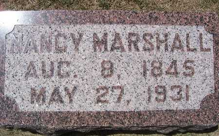 MARSHALL, NANCY - Linn County, Iowa | NANCY MARSHALL