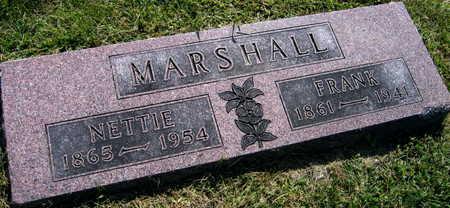 MARSHALL, FRANK - Linn County, Iowa | FRANK MARSHALL