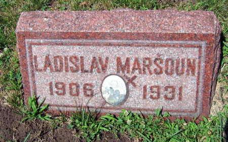 MARSOUN, LADISLAV - Linn County, Iowa | LADISLAV MARSOUN
