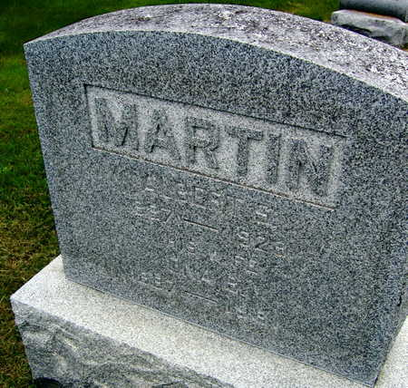 MARTIN, ALBERT S. - Linn County, Iowa | ALBERT S. MARTIN