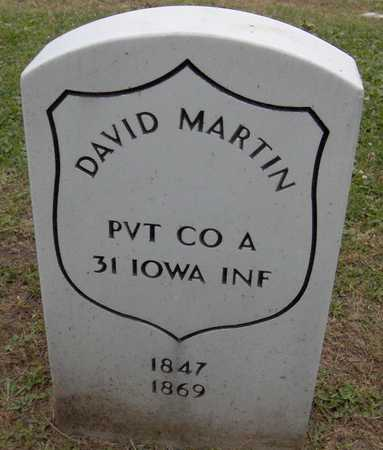 MARTIN, DAVID - Linn County, Iowa | DAVID MARTIN