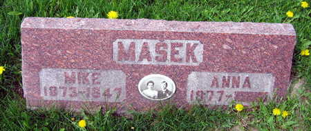 MASEK, MIKE - Linn County, Iowa | MIKE MASEK