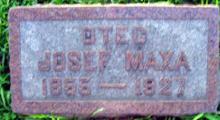 MAXA, JOSEF - Linn County, Iowa | JOSEF MAXA