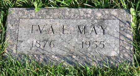 MAY, EVA E. - Linn County, Iowa | EVA E. MAY