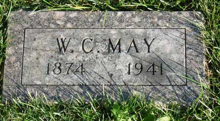 MAY, W. C. - Linn County, Iowa | W. C. MAY
