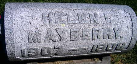 MAYBERRY, HELEN I. - Linn County, Iowa | HELEN I. MAYBERRY