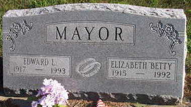 MAYOR, ELIZABETH