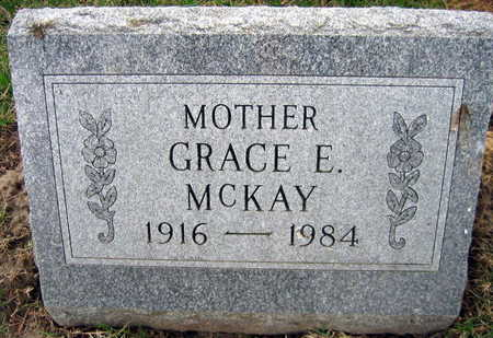 MCKAY, GRACE - Linn County, Iowa | GRACE MCKAY